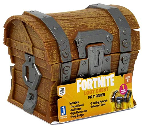 Fortnite Loot Chest [Frozen Shroud]