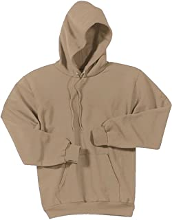 Joe's USA Hoodies Soft & Cozy Hooded Sweatshirt,5X-Large Sand