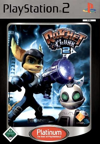 Ratchet & Clank 2 [Platinum]