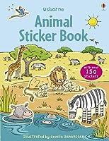 Animal Sticker Book with Stickers (First Sticker Books)