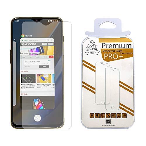 Gorilla Tech - Cover Posteriore in Fibra di Carbonio per Apple iPhone 6 da 4,7', Colore: Marrone