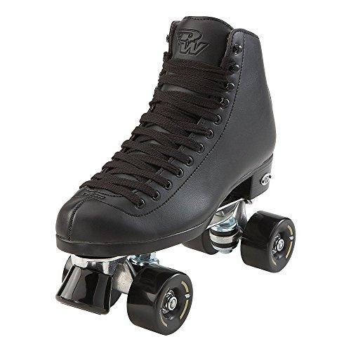 Unbekannt Riedell Schlittschuhe Wave Herren Roller Skate, Unisex, schwarz