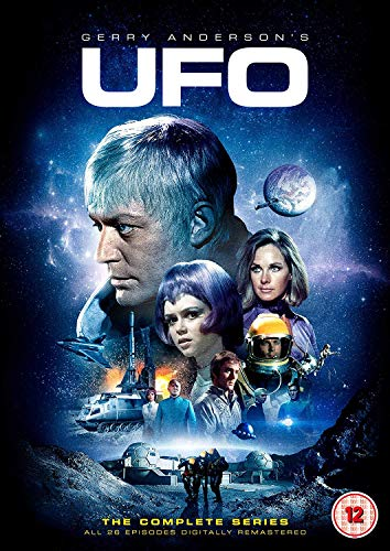 Ufo Series 1 & 2 (2018 Re-Packaging) (2 Dvd) [Edizione: Regno Unito] [Import italien]