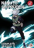 Naruto Shippuden Complete Series 3 Box Set (Episodes 101-153) [DVD] [Reino Unido]