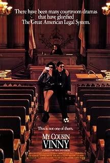 My Cousin Vinny 27x40 Movie Poster (1992)