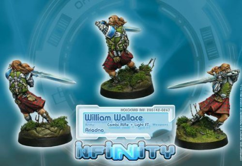 William Wallace (EXP CCW) (1) Ariadna Infinity by Corvus Belli