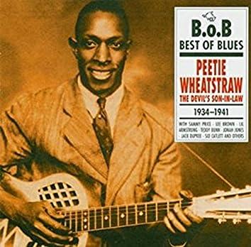 Peetie Wheatstraw 1934 - 1941