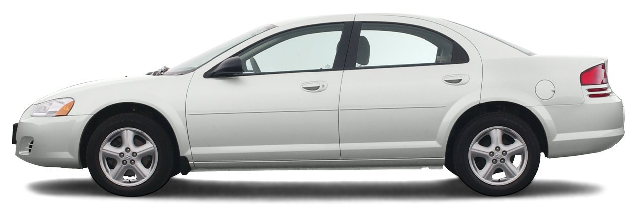 Dodge stratus 2004 tire size