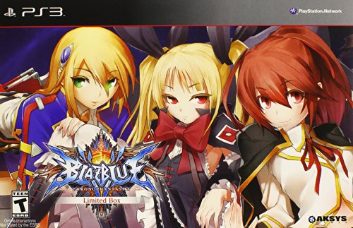 Blazblue: Chrono Phantasma Ltd Edt
