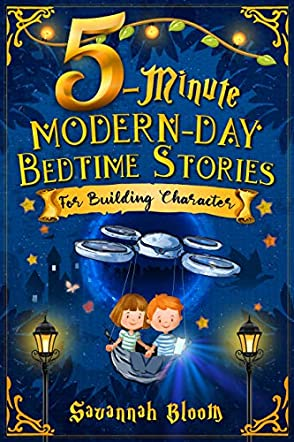 5-Minute Modern-Day Bedtime Stories