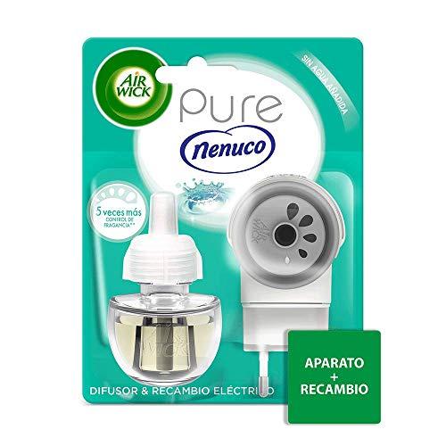 Air Wick Ambientador Eléctrico Completo Nenuco 10% - 1