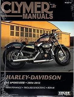 2004-2013 HARLEY-DAVIDSON XL SPORTSTER SERVICE MANUAL M427-4 FREE SHIPPING