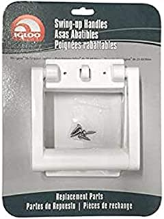 IGLOO Outdoor 21023 25-72-Quart Cooler Handles, White, universal