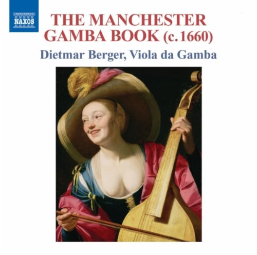 """The Manchester Lyra-Viol Manuscript, \""""The Manchester Gamba Book\"""": The First Tuning: No. 1. Queen Marie\'s Dumpe (R.S.)"""