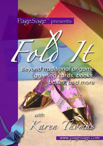 Price comparison product image Fold It: Beyond Traditional Origami with Karen Thomas