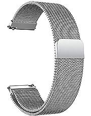 ZXF Horlogebanden Armband Roestvrij Stalen Band Compatibel Met Huami Amazfit GTR 47mm 42mm Horlogeband Armband Belt 20MM 22mm Polsband ###
