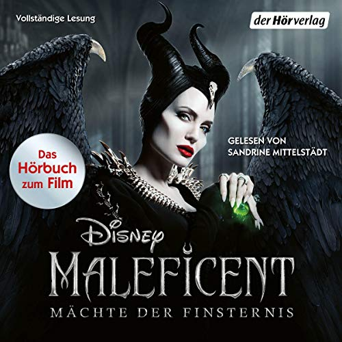 Maleficent - Mächte der Finsternis  By  cover art