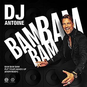 Bam Bam Bam (Put Your Hands Up [Everybody])