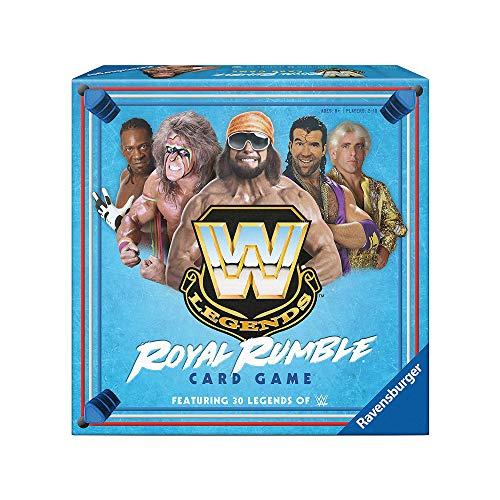 WWE Legends – Royal Rumble Kartenspiel