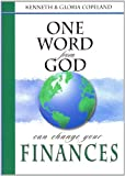 One Word from God Can Change Your Finances