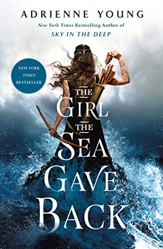 GIRL THE SEA GAVE BACK (Sky and Sea, 2)