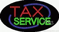 税金サービスFlashing &アニメーションLEDサイン( High Impact、エネルギー効率的な)