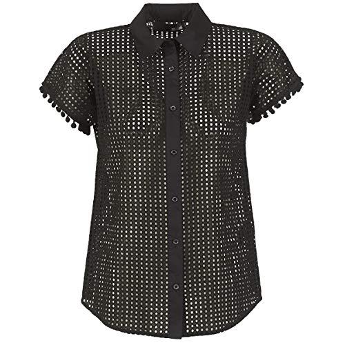 Love Moschino Wcc0480 Hemden Damen Schwarz - DE 32 (IT 38) - Hemden Shirt