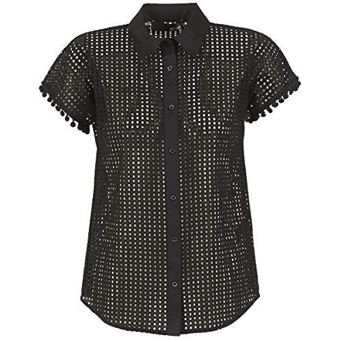 Love Moschino Wcc0480 Hemden Damen Schwarz - DE 32 (IT 38) - Hemden Shirt