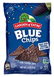 Garden of Eatin' Tortilla Chips Chips 1.5 Oz Pack Packaging May Vary Pack, Blue Corn, 36 Ounce, (Pack of 24)