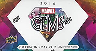 upper deck marvel gems