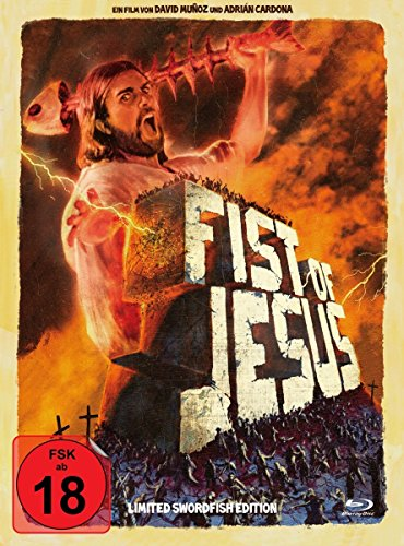 Fist of Jesus - Limited Edition [Blu-ray]