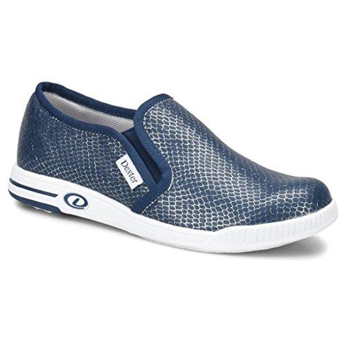 Dexter Womens Suzana Bowling Shoes- Navy, 9