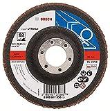 Bosch 2608607350 Disco ad Alette di 22-23 mm, 60 U/min, 115 mm, 1 pezzo...