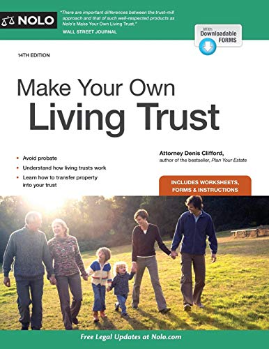 Compare Textbook Prices for Make Your Own Living Trust Fourteenth Edition ISBN 9781413326017 by Clifford Attorney, Denis