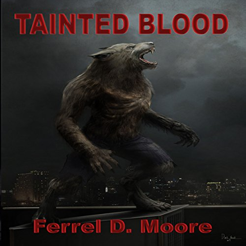 Tainted Blood audiobook cover art