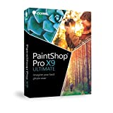 PaintShop Pro X9 ULTIMATE DE