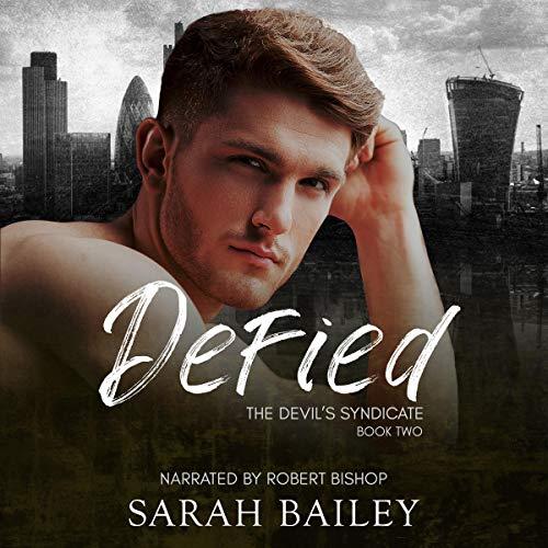 Defied (A Dark Reverse Harem Romance) Audiobook By Sarah Bailey cover art