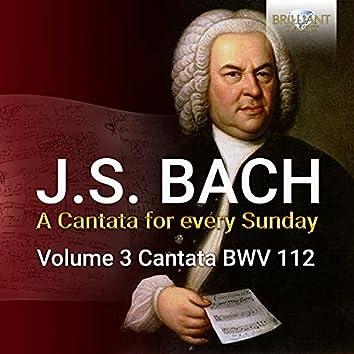 J.S. Bach: Der Herr ist mein getreuer Hirt, BWV 112