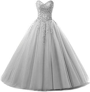 Suchergebnis Auf Amazon De Fur Silber Abendkleider Kleider Bekleidung