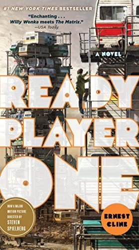 Ready Player One A Novel product image