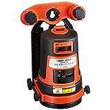 ブラックアンドデッカー 垂直・水平レーザー オレンジ BDL310S