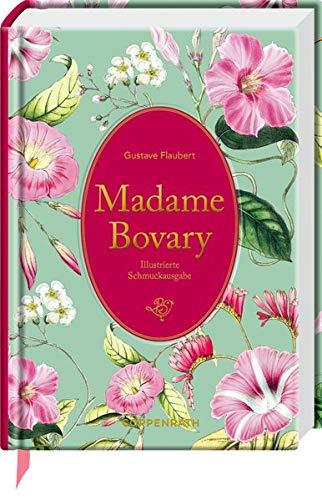 Buchseite und Rezensionen zu 'Madame Bovary: Illustrierte Schmuckausgabe' von Gustave Flaubert