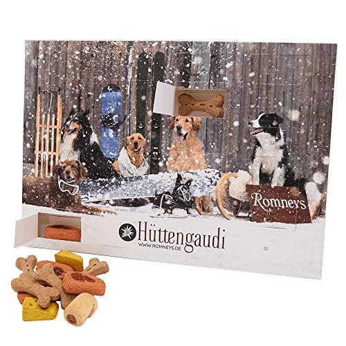 Romneys - Adventskalender 2021 für Hunde