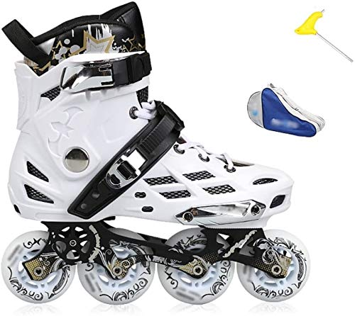 Fantastic Deal! Xiaochongshan Track Shoes Inline Skates Roller Skates Adult Skates Adult Men and Wom...