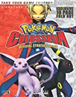 Pokemon® Colosseum Official Strategy Guide de Phillip Marcus