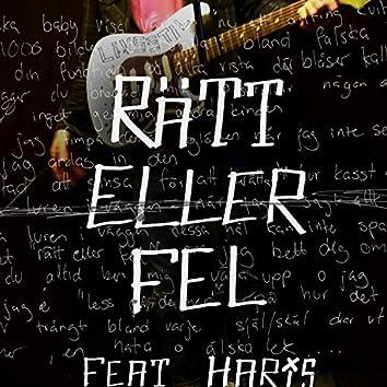Rätt Eller Fel (feat. Haris)