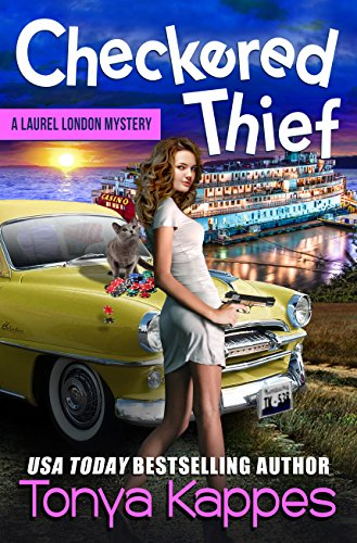Checkered Thief by Tonya Kappes ebook deal