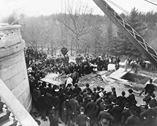 New 8x10 Photo: Exhumation of Abraham Lincoln's Body, 1901