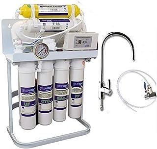 Osmose inverse sans réservoir - Avec 7 étapes - 400 GPD