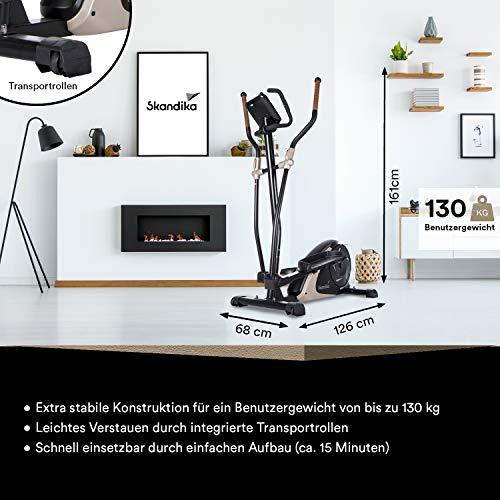 skandika Crosstrainer Eleganse/Adrett | Design Hometrainer - 7